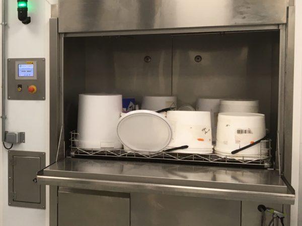 Machine à laver les ustensiles MLU X1500