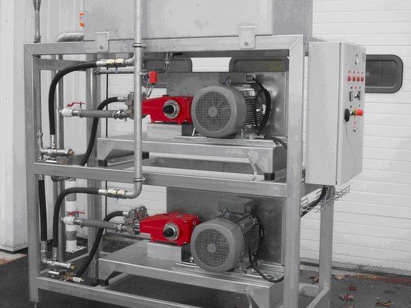 Groupe de production d'eau sous pression