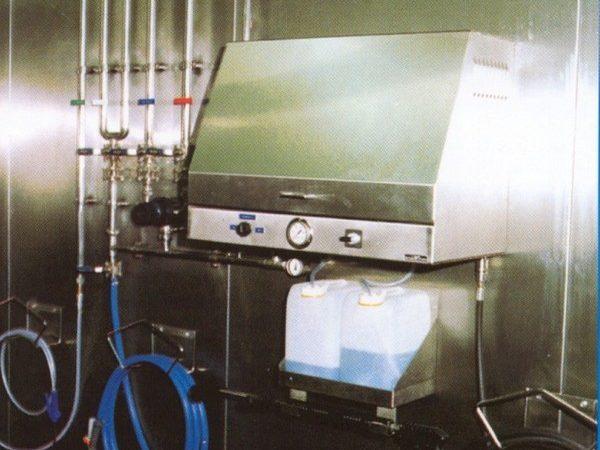 Équipement de lavage Muralinox